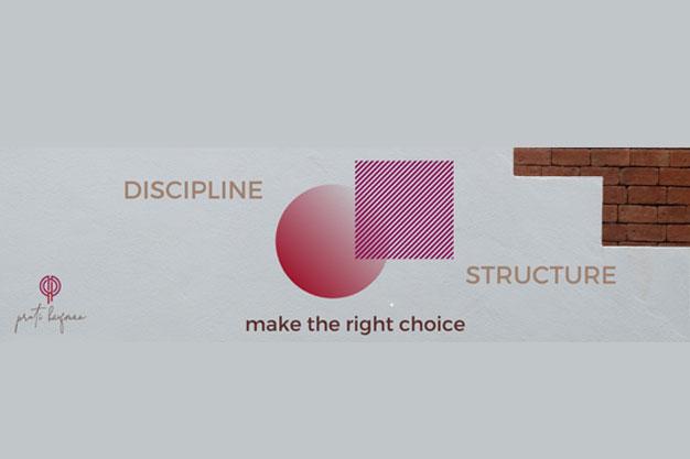 Discipline versus Structure