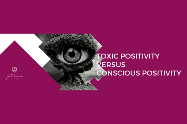 How to differentiate between toxic and conscious positivity